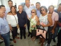 Vereadores prestigiam solenidades em Conceição da Barra