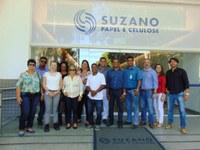 Vereadores visitam Unidade da Suzano Papel e Celulose na Bahia