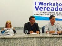 Workshop da Ascames reúne mais de 70 vereadores em Nova Venécia